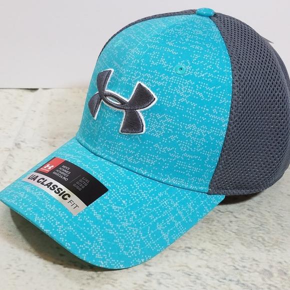 84ef3910957 Under Armour Threadborne Mesh Golf Hat